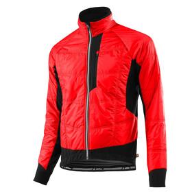 Löffler Iso-Primaloft Mix Bike ISO-Jacke Herren Rot